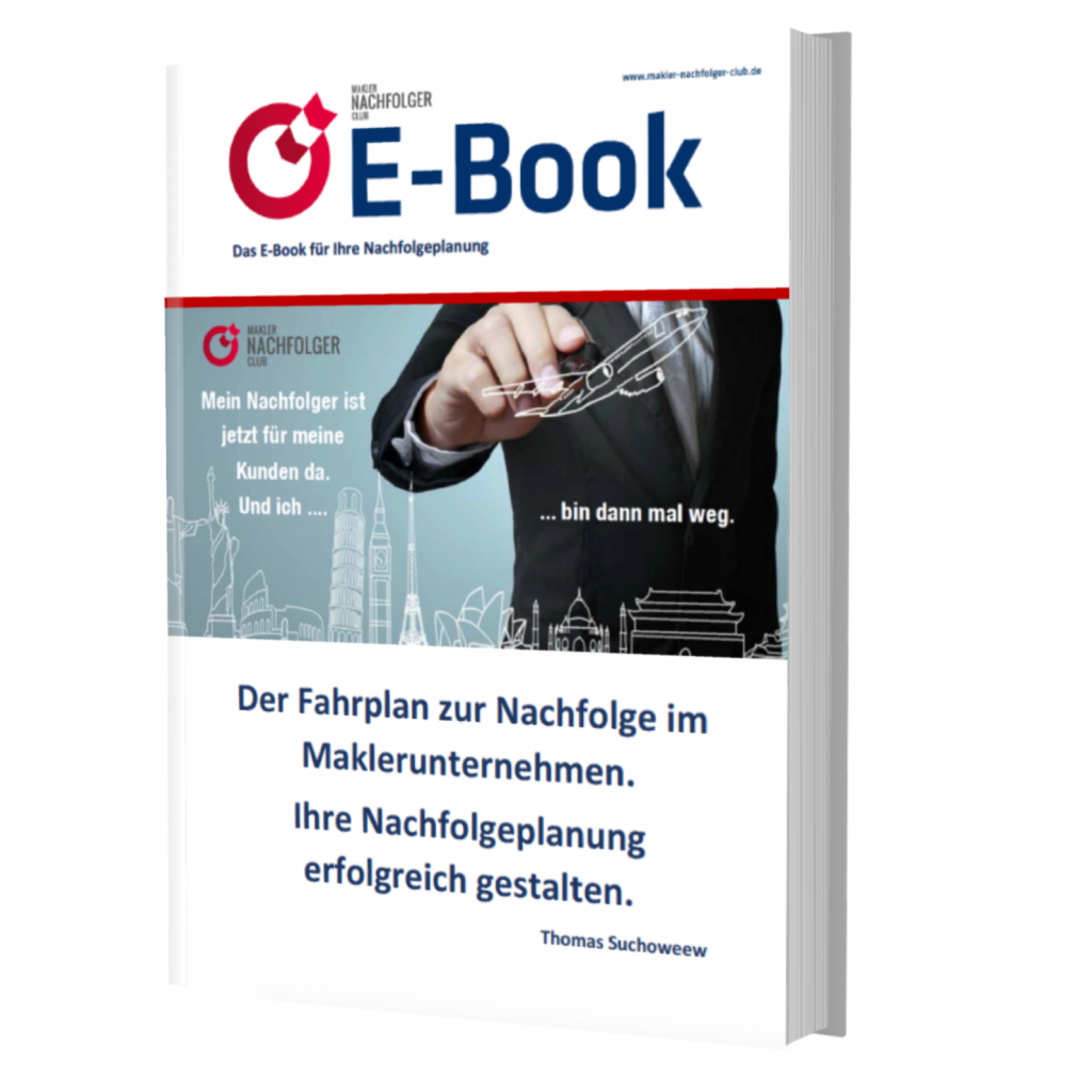 Thomas Suchoweew E-Book Nachfolgeplanung